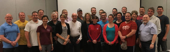 Dry Needling Institute Class